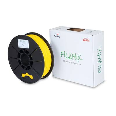 Filamix Sarı PLA+ Plus Filament - 1 Kg